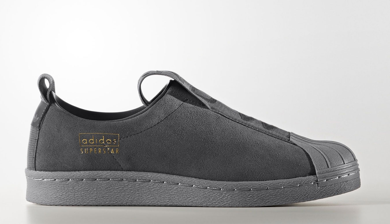 adidas Superstar BW35 Slip On Leather