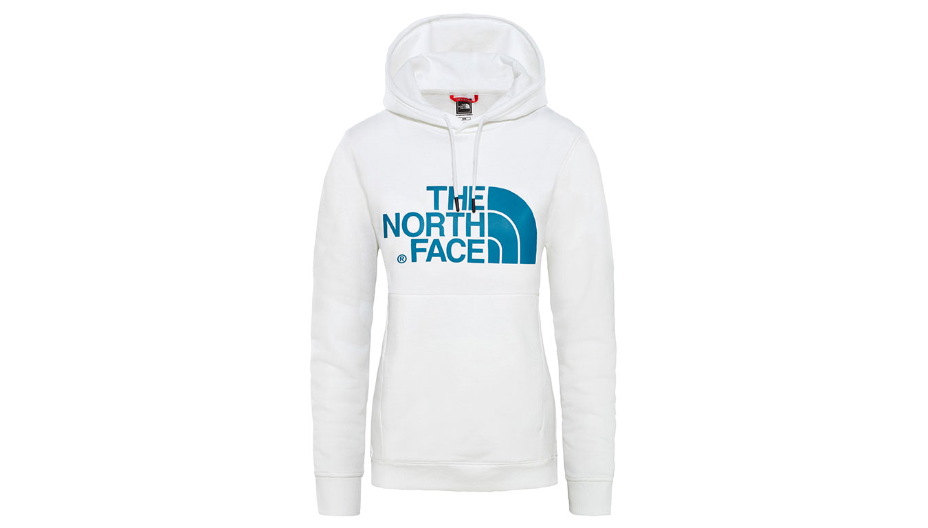 The North Face W Drew Hoody Tnfwht/Crystltl