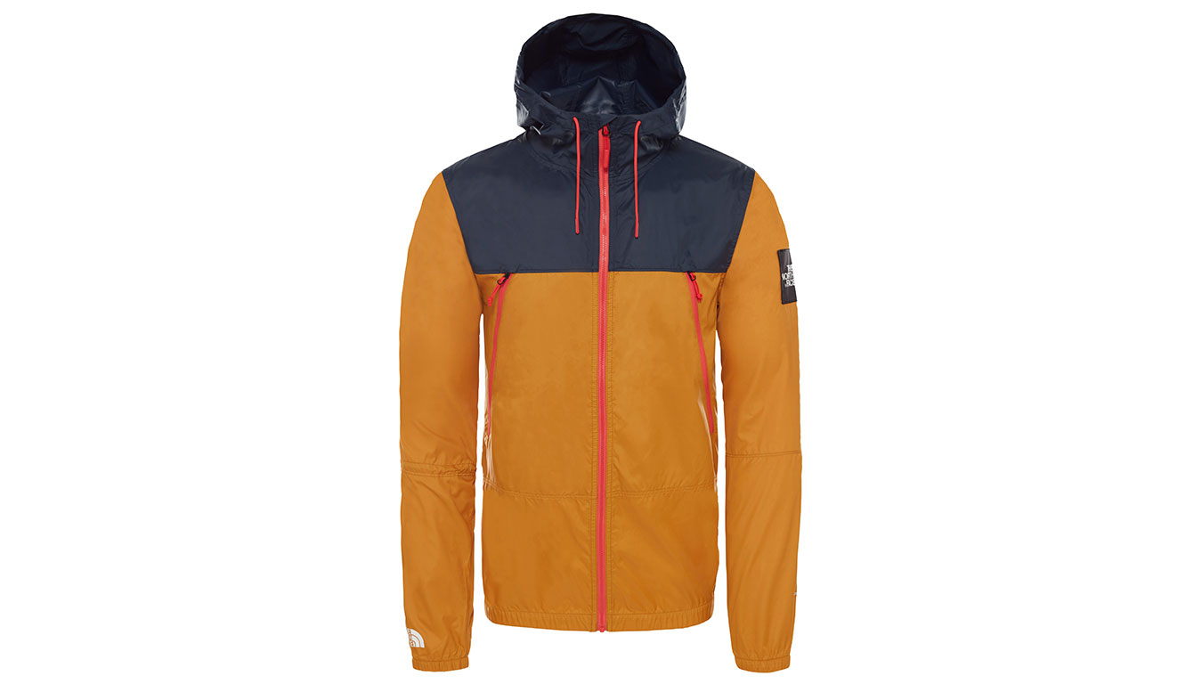 The North Face M 1990 Se Mnt Jkt Citrnyw/Urbnavy