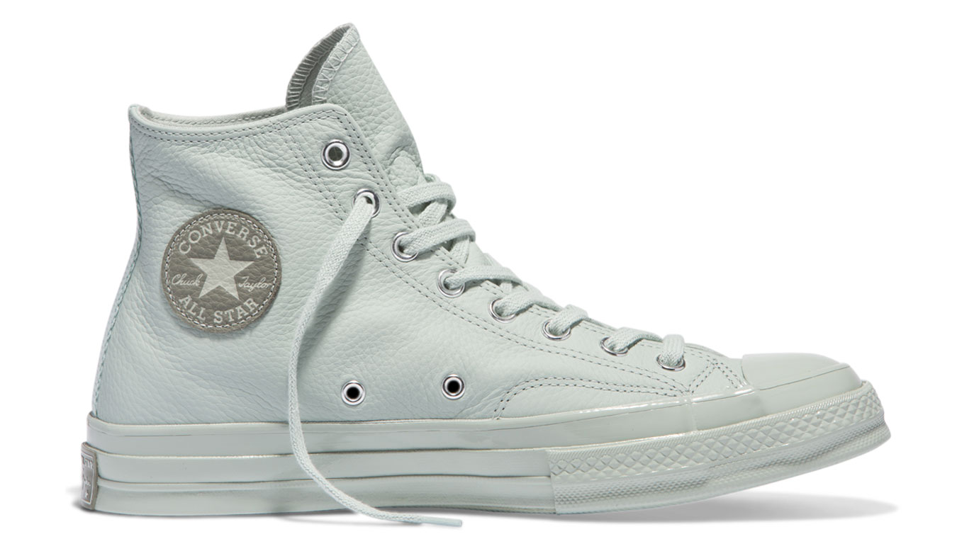 Converse Chuck Taylor All Star 70 Block Pastel Leather