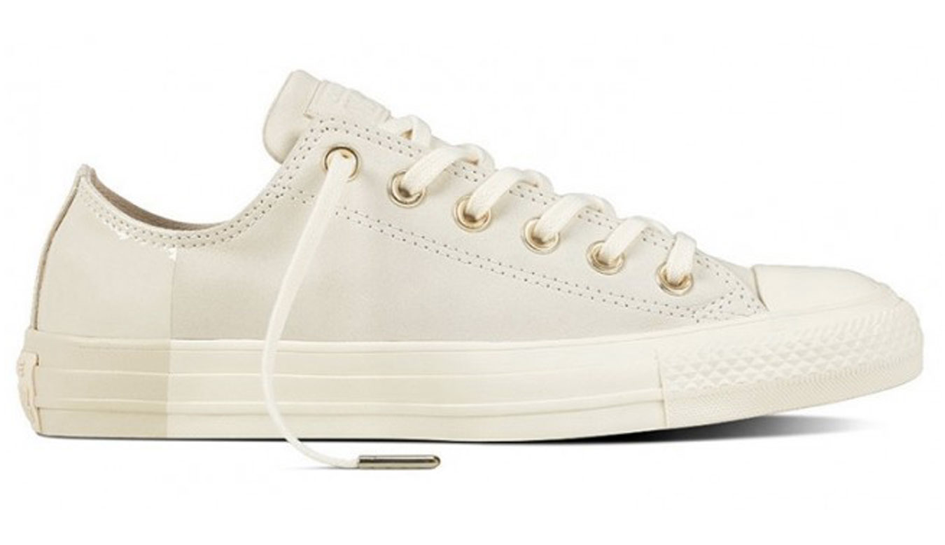 Converse Chuck Taylor All Star Blocked Nubuck Ox
