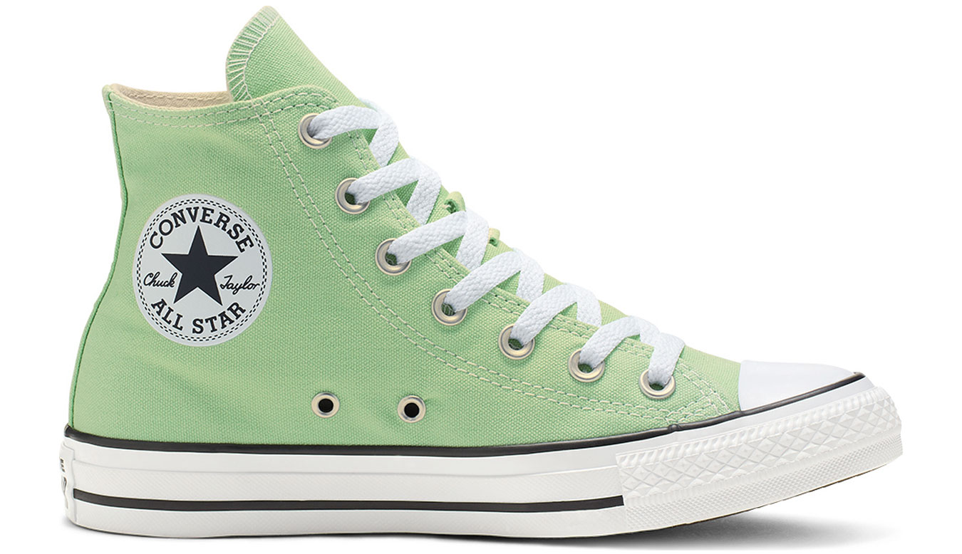 Converse Chuck Taylor All Star Seasonal Colour LT Aphid Green