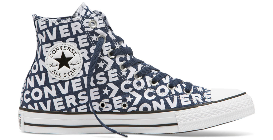 Converse Chuck Taylor All Star Wordmark 2.0 High Top