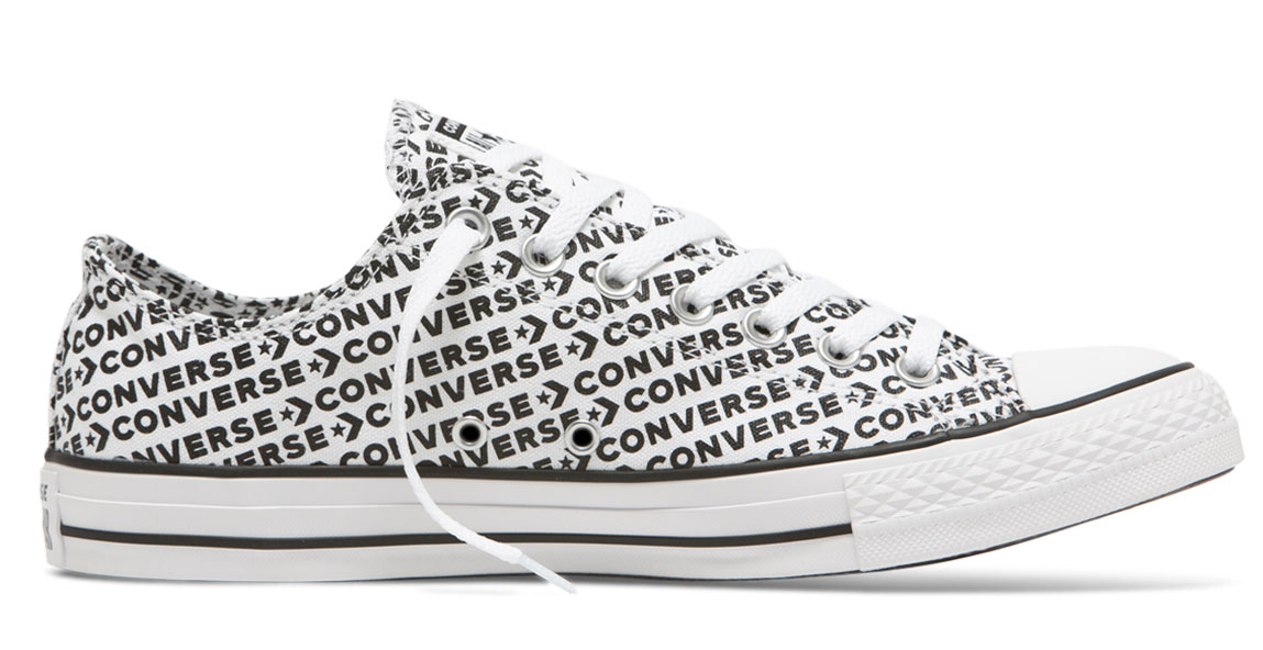 Converse Chuck Taylor All Star Wordmark 2.0 Low Top White