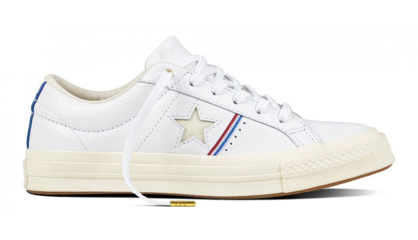 Converse One Star Piping
