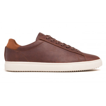 Clae Bradley Chestnut Oiled Leather