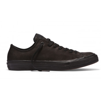 Converse Chuck Taylor All Star II Lux Leather Black