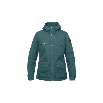 Fjällräven Greenland Jacket Frost Green Women