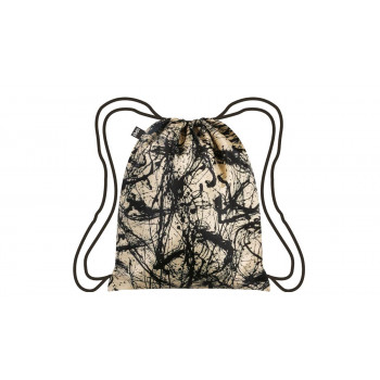 Loqi Backpack Jackson Pollock