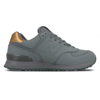 New Balance WL574MTA Gold