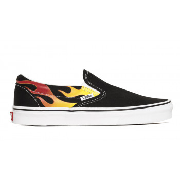 Vans Classic Slip-On Flames
