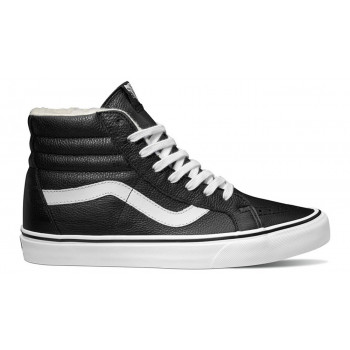 Vans Ua Sk8-Hi Reissue Leather Fleece
