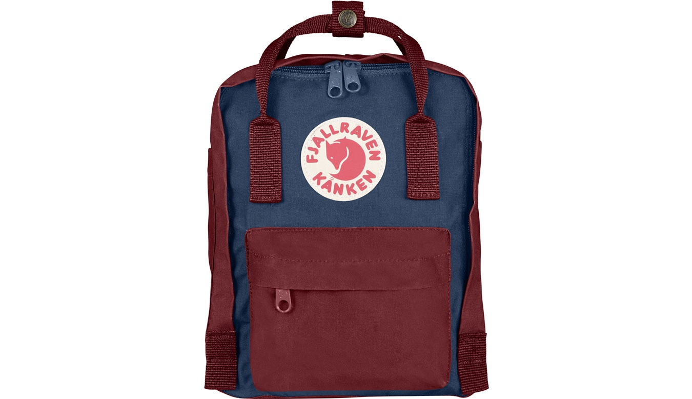 Fjällräven Kånken Mini Kids Royal Blue-Ox
