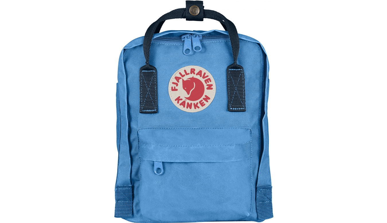 Fjällräven Kånken Mini Kids UN Blue-Navy