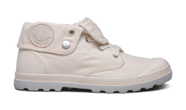 Palladium Boots Baggy Low Pink W