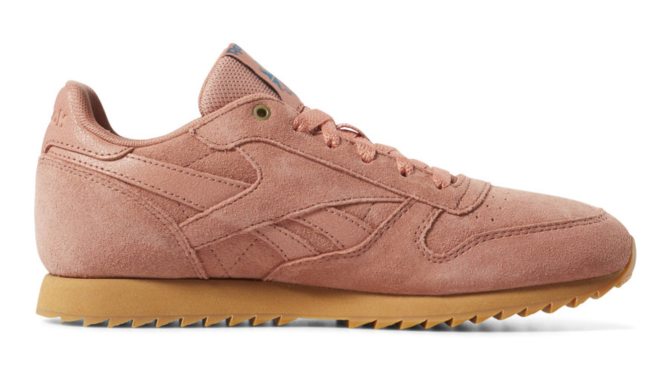 Reebok Classic Leather Ripple Dirty Apricot